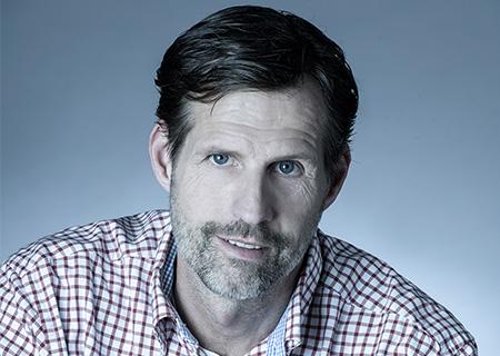 Portrait von Lars Sieberg.