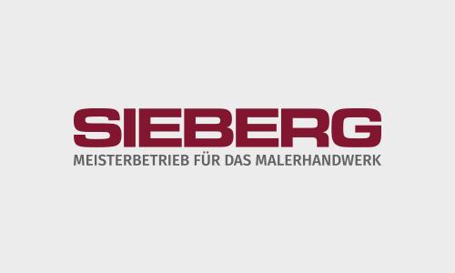 Logo Sieberg –Meisterbetrieb für das Malerhandwerk.